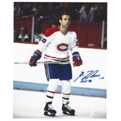 33 Guy Lafleur Autographed...